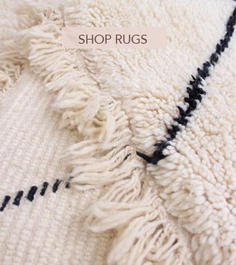 moroccan rugs beni ourain